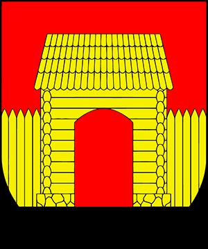 Герб городского поселка Уваровичи