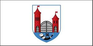 Флаг города Скиделя