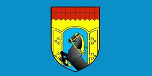 Флаг городского поселка Зельва