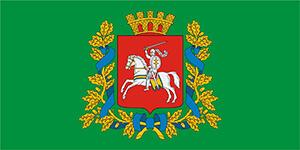 Флаг Витебской области